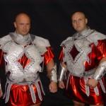 Kamil Bazelak i Piotr Dybus w programie Gwiazdy Tańczą na lodzie