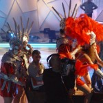 Kamil Bazelak i Piotr Dybus  w programie Gwiazdy tańcza na lodzie