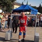 Kamil Bazelak na pokazach strongman w Brzesku (3)