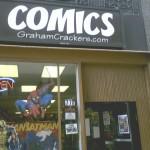 Sklep z komiksami