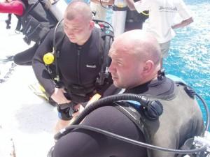 Kamil Bazelak: Nurkowanie na Morzu Czerwonym