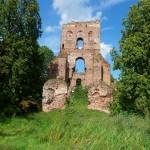 Zamek w Borysławicach Zamkowych
