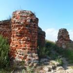 Ruiny Zamku w Kole
