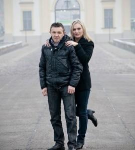 Dorota Snarska i Dariusz Snarski