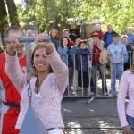 Konkurs dla publiczności na pokazach strongman dla MPK w Łodzi
