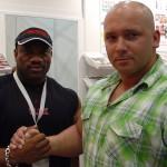 Dexter Jackson i Kamil Bazelak