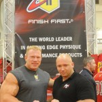 Dennis Wolf i Kamil Bazelak