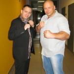 Kamil Bazelak i Łukasz Mikisz