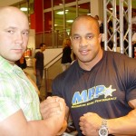 Kamil Bazelak i Victor Martinez
