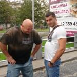 Mamed Chalidow i Kamil Bazelak dbają o linię