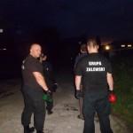 Grupa Zalewski Patrol podczas akcji