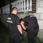 Grupa Zalewski Patrol znalazł bezdomnych