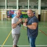 Kamil Bazelak i Rafał Toporski