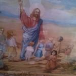 Malowidło-Jezusa-w-Kościele-na-Górze-Świętej-Małgorzaty