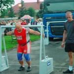 Kamil Bazelak Ogólnopolskie zawody strongman w Janowie Lubelskim (4)