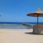 Plaża w Triton Sea Beach w Marsa Alam (5)