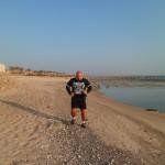 Trening Kamila Bazelaka w Egipcie