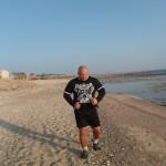 Trening Kamila Bazelaka w Egipcie (2)