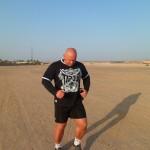 Trening Kamila Bazelaka w Egipcie (5)