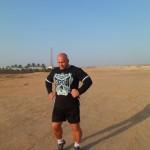 Trening Kamila Bazelaka w Egipcie (6)