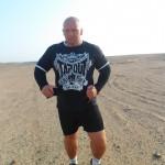 Trening Kamila Bazelaka w Egipcie (8)