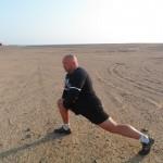 Trening Kamila Bazelaka w Egipcie (9)