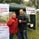Kamil Bazelak i Antoni Rękas