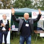 Kamil Bazelak na pokazach psów organizowanych przez Fundację Przyjazna Łapa w Puławach (4)