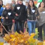 Marsz Białych Serc w Mławie