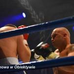 Kamil Bazelak atakuje Adama Koprowskiego