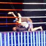 Karol Celiński vs Łukasz Babik na gali Night of Champions w Łodzi,