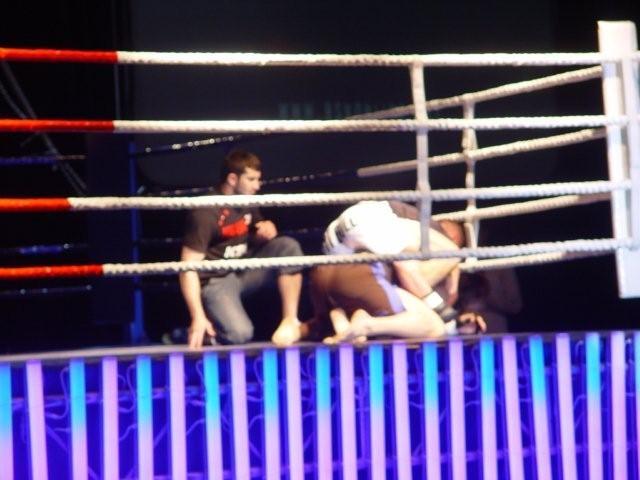 Karol Celiński vs Łukasz Babik na gali Night of Champions w Łodzi