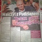 Kamil Bazelak w Super Expressie