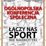 Łączy nas sport nie narkotyki