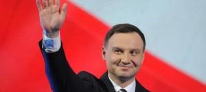 Andrzej Duda prezydentem Polski!