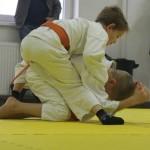 I Turniej Furo Karate w Andrespolu. Na zdjęciu Adam Kominiak