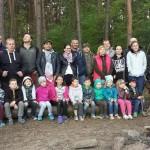 Impreza integracyjna sekcji Furo Karate Andrespol