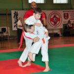 Mistrzostwa Polski Kyokushin sensei Kamil Bazelak sędzia (12)