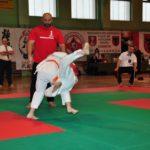 Mistrzostwa Polski Kyokushin sensei Kamil Bazelak sędzia (13)