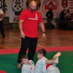 Mistrzostwa Polski Kyokushin sensei Kamil Bazelak sędzia (14)