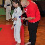 Mistrzostwa Polski Kyokushin sensei Kamil Bazelak sędzia (16)