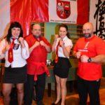 Mistrzostwa Polski Kyokushin sensei Kamil Bazelak sędzia (2)