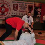 Mistrzostwa Polski Kyokushin sensei Kamil Bazelak sędzia (20)