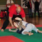 Mistrzostwa Polski Kyokushin sensei Kamil Bazelak sędzia (21)