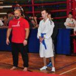 Mistrzostwa Polski Kyokushin sensei Kamil Bazelak sędzia (23)