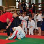 Mistrzostwa Polski Kyokushin sensei Kamil Bazelak sędzia (24)