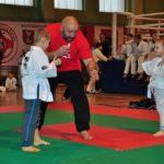 Mistrzostwa Polski Kyokushin sensei Kamil Bazelak sędzia (27)