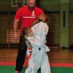 Mistrzostwa Polski Kyokushin sensei Kamil Bazelak sędzia (29)