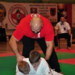 Mistrzostwa Polski Kyokushin sensei Kamil Bazelak sędzia (32)