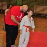 Mistrzostwa Polski Kyokushin sensei Kamil Bazelak sędzia (33)